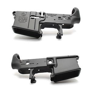 【LayLax ライラクス】次世代M4 MG メタルロアフレーム Colt Type