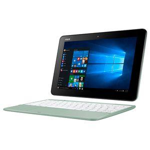 【ASUS】ASUS TransBook R105HA-GR060T(ミントグリーン) Windows10 Home64bit 10.1インチタブレットパソコン