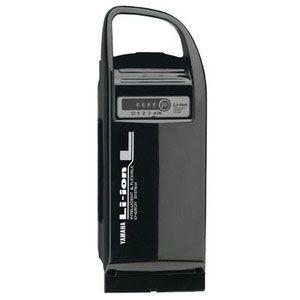 【ヤマハ YAMAHA】リチウムLバッテリー 8.1Ah X60-22 ブラック 90793-25116