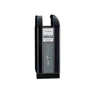 【ヤマハ YAMAHA】リチウムTバッテリー 2.9Ah X80-21 ブラック 90793-25120