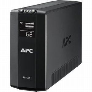 【APC】無停電電源装置(UPS)出力容量400VA/240W BR400S-JP