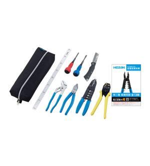 【ホーザン HOZAN】ホーザン 電気工事士技能試験 工具セット ハンドブック付き 2020年対応 DK-28