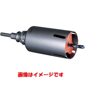 【ミヤナガ MIYANAGA】ウッディングコアドリル/ポリクリックSDSセット 180×130 PCWS180R