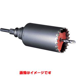 【ミヤナガ MIYANAGA】ミヤナガ MIYANAGA 振動用コアドリル Sコア/ポリクリック セット 125×130 PCSW125