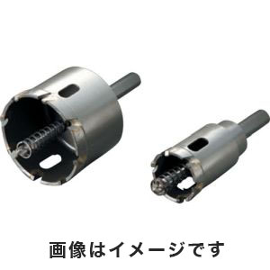 【ハウスビーエム HOUSE BM】ハウスビーエム トリプル超硬ロングホールソー 刃径77mm SHP-77
