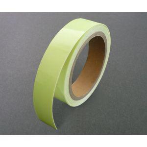 【アズワン AS ONE】高輝度蓄光テープ スーパーアルファフラッシュ 1-7378-02 SAF2505