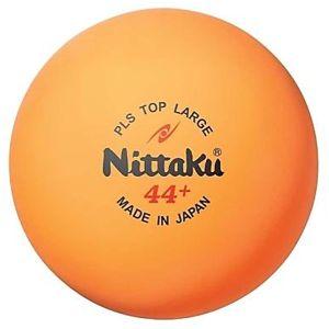 【ニッタク Nittaku】プラ トップラージボール120個入り  NB1074