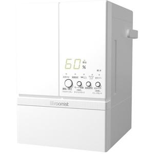 【三菱重工(MITSUBISHI)】スチームファン蒸発式加湿器 SHE60RD-W(ピュアホワイト)