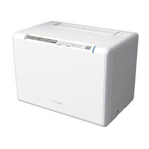 【三菱重工(MITSUBISHI)】スチームファン蒸発式加湿器 SHE120RD-W(クリアホワイト)