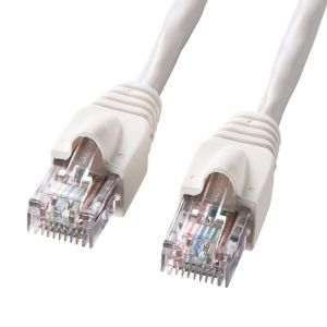 【サンワサプライ SANWA SUPPLY】UTPエンハンスドカテゴリ5ハイグレード単線ケーブル KB-10T5-90N