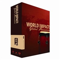 【VIR2】WORLD IMPACT GLOBAL PERCUSSION
