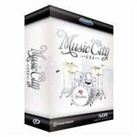 【Toontrack Music】SDX MUSIC CITY USA