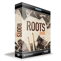 【Toontrack Music】SDX ROOTS - STICKS