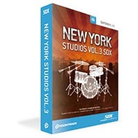 【Toontrack Music】SDX NEW YORK STUDIO VOL.3