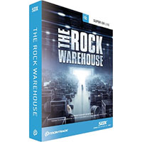 【Toontrack Music】SDX THE ROCK WAREHOUSE