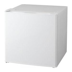 【アイリスオーヤマ IRIS】1ドア冷蔵庫 直冷式 42L 左開き AF42L-W ホワイト