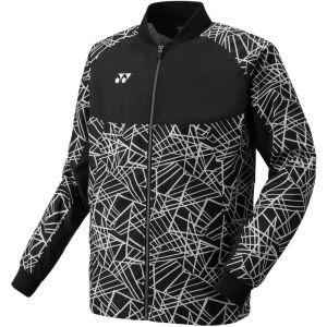 【ヨネックス Yonex】ヨネックス Yonex メンズ 裏地付ウィンドウォーマーシャツ フィットスタイル ブラック M 70060