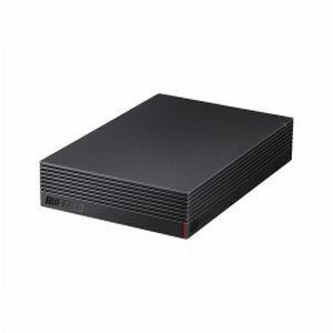 【バッファロー(BUFFALO)】外付けハードディスク4TB HD-NRLD4.0U3-BA(ブラック)