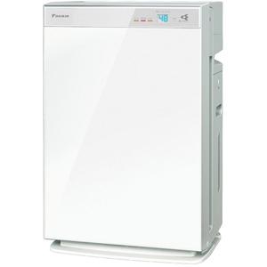 【ダイキン(DAIKIN)】加湿空気清浄機 うるおい光クリエール MCK70V-W(ホワイト)