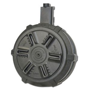 【G&G】1500連 ドラムマガジン MP5用 G-08-168