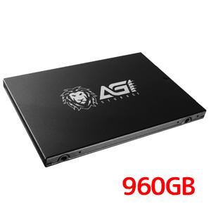 【AGI】SSD 960GB SSD 2.5inch SATA III AGI960G17AI178 保証期間3年