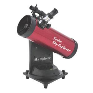 【ケンコートキナー】天体望遠鏡 スカイエクスプローラー ニュートン反射式 SE-AT100N