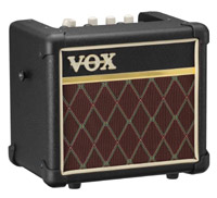 【VOX】VOX ヴォックス ポータブル・モデリング・アンプ MINI3 G2-CL クラシック