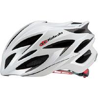 【オージーケーカブト OGK Kabuto】Steair ステアー 自転車ヘルメット大人用 ホワイト サイズ:L/XL