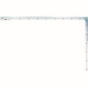 送料無料!!【トラスコ中山 TRUSCO】シルバ-曲尺大金サイズ1m×60cm TK-1006CN メーカー直送 代引不可【smtb-u】