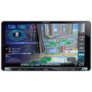 【ケンウッド(KENWOOD)】HDパネル搭載/ハイレゾ音源対応 9インチ彩速ナビ MDV-M906HDL