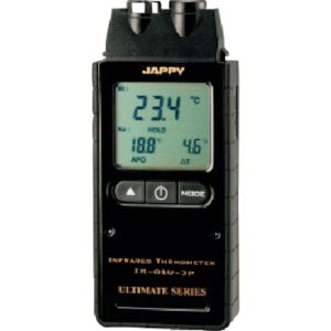 【ジャッピー JAPPY】赤外線放射温度計 IR-01U-JP