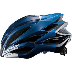 【オージーケーカブト OGK Kabuto】オージーケーカブト OGK ZENARD-EX ゼナード-EX S/M ネイビーブルー 自転車ヘルメット
