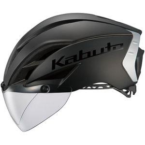 【オージーケーカブト OGK Kabuto】自転車ヘルメット AERO-R1 エアロ-R1 XS/S マットブラック-2
