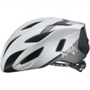 【オージーケーカブト OGK Kabuto】オージーケーカブト OGK AERO-V1 エアロ L/XL G-1マットホワイト 自転車ヘルメット