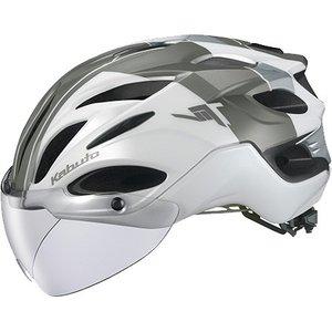 【オージーケーカブト OGK Kabuto】オージーケーカブト OGK ヴィット VITT XL/XXL G-1パールホワイト 自転車ヘルメット