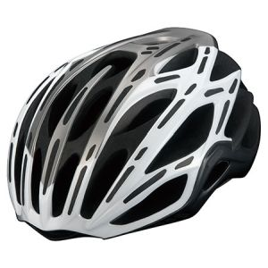 【オージーケーカブト OGK Kabuto】自転車ヘルメット FLAIR フレアー L/XL G-1ホワイトグレー