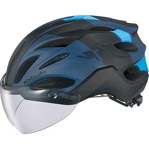 【オージーケーカブト OGK Kabuto】オージーケーカブト OGK ヴィット VITT L G-1マットネイビーブルー 自転車ヘルメット