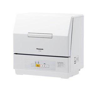 【パナソニック Panasonic】食器洗い乾燥機 NP-TCM4-W(ホワイト) プチ食洗