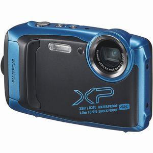 送料無料!!【富士フィルム FUJIFILM】富士フィルム FUJIFILM XP140 スカイブルー FinePix XP140 防水カメラ【smtb-u】