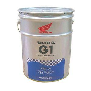 【ホンダモーターサイクルジャパン HONDA】ホンダ ウルトラG1 20リットル 10W-30