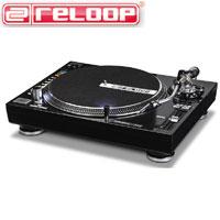 【リループ Reloop】Vinyl x MIDI ハイブリッド・ターンテーブル RP-8000