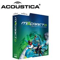 【Acoustica (アコースティカ)】DAW(シーケンスソフト) MixCraft 6