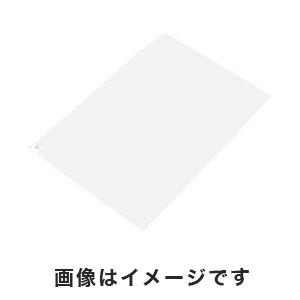 【アズワン AS ONE】アズピュアクリーンマット (中粘着タイプ) 白 600×900 10シート 1-4731-71 6090
