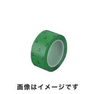 【アズワン AS ONE】アズピュアESD PETラインテープN 緑 50mm×33m 5巻入 1-4808-65