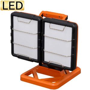 【アイリスオーヤマ IRIS】LED ワークライト投光器 作業灯 置き型 べースライト 屋内専用 10000lm