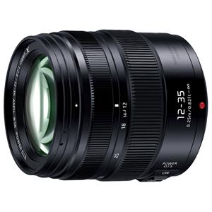 【パナソニック Panasonic】デジタル一眼カメラ用交換レンズ 標準ズームレンズ H-HSA12035