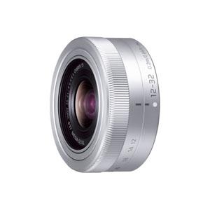 【パナソニック Panasonic】デジタル一眼カメラ用交換レンズ 標準ズームレンズ シルバー H-FS12032-S