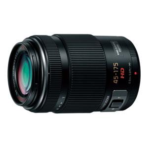 【パナソニック Panasonic】デジタル一眼カメラ用交換レンズ 望遠ズームレンズ ブラック H-PS45175-K