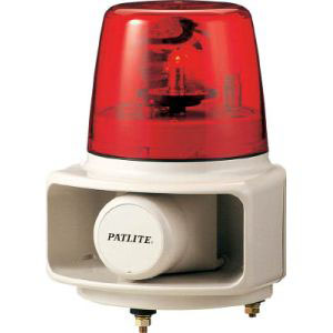 【パトライト PATLITE】パトライト PATLITE ラッパッパホーンスピーカー一体型 RT-100A-R