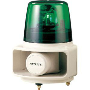 【パトライト PATLITE】パトライト PATLITE ラッパッパホーンスピーカー一体型 RT-200A-G